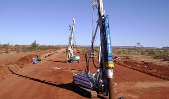 Driven Pile Rigs